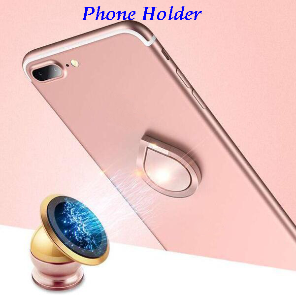 New Products Drop Shaped 360 Degree Rotating Finger Grip Phone Ring Holder for Mobile Phone