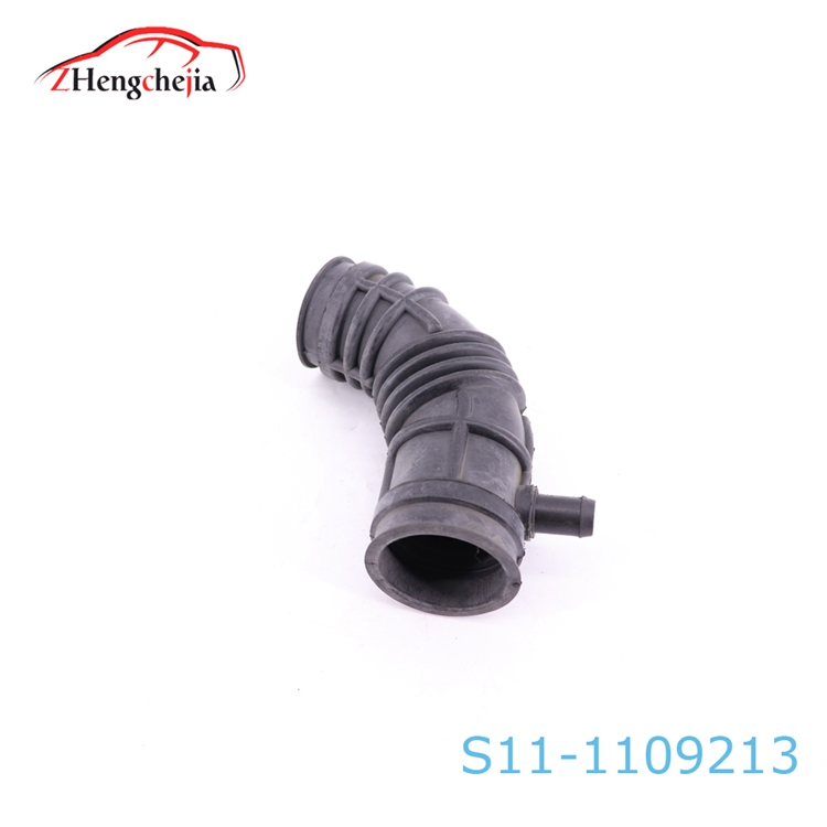 auto spare parts Engine Air Intake pipe For Chery S11-1109213