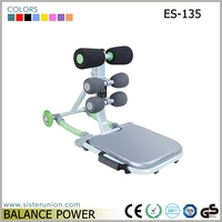 ES-135 home gym equipment ab shaper abdominal machine
