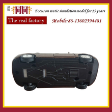 small custom made diecast antique metal model car