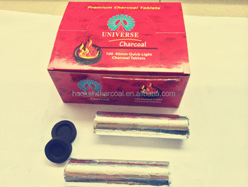 SHISHA CHARCOAL 33mm and 40mm Best quality shisha charcoal With A