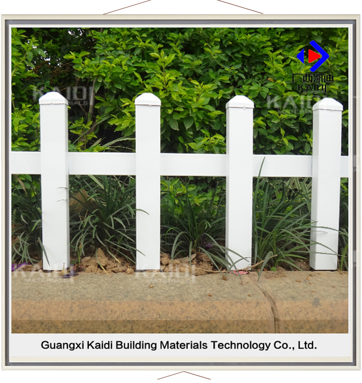Powder Coated Galvanised Steel Nice Grass Fence