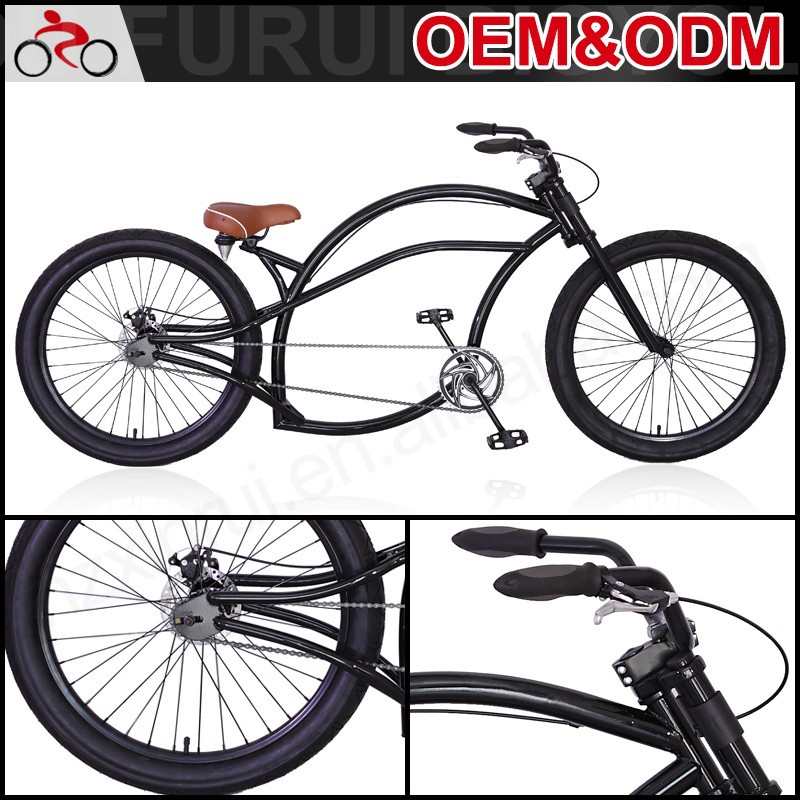 Best Selling 24 Inch Single Speed American Chopper Bike