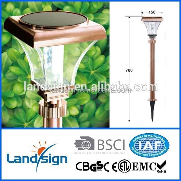 China oem solar lights wholesale on alibaba XLTD-907 led garden lights series luxury high lumen garden oasis solar lights