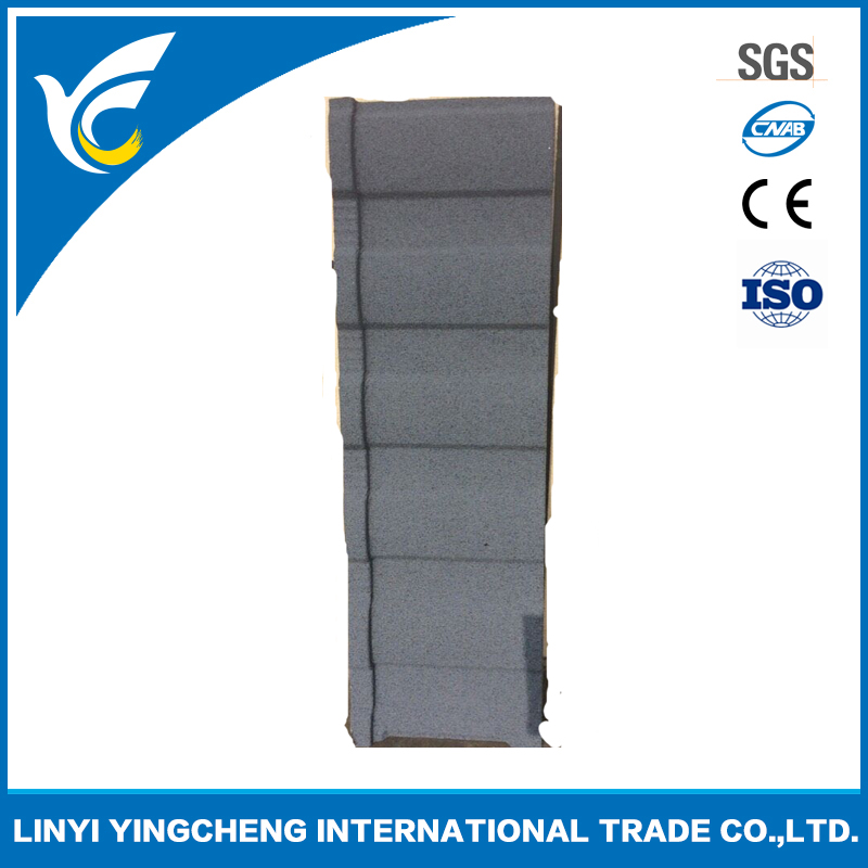roofing tile hottest selling colorful stone coated steel roofing tile