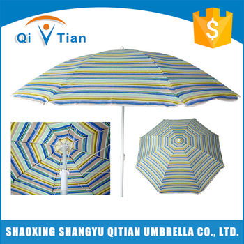 Best quality low price windproof outdoor large parasols umbrella