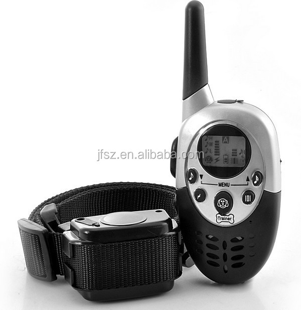Pet Accessory waterproof remote control electric training pet dog shock collar