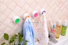 Amazon Hot selling Kitchen Washing Cloth hand Towel dishclout Grip Holder Clip Sticked On wall