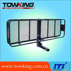 hitch mount vehicle cargo carrier trailer cargo carrier