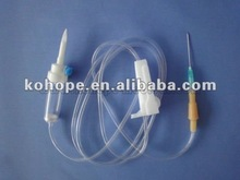 Infusion Sets for infusion bags and bottles
