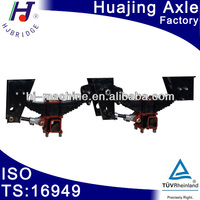 mechanical suspension for semi trailer