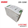 110v/220v ac to dc DR-120-12 120W 12V 10A Din Rail Power Supply