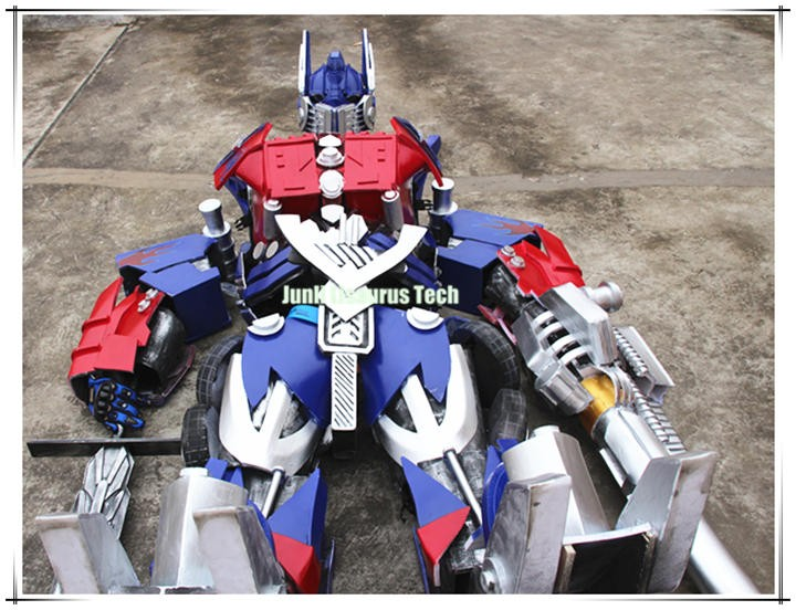 Lisaurus-L4 Professional adult Robot Costumes Suppliers china wholesale