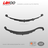 Z type leaf spring for truck trailers SPL-3