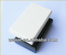 ABS Material PCB Waterproof Plastic Molded Enclosure Electrical Junction Box 70X41X17mm