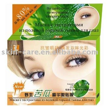 Wild Balsam Pear Essence Eye Masks