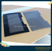4mm High Quality Europe Grey Tempered Glass for Washing Machine