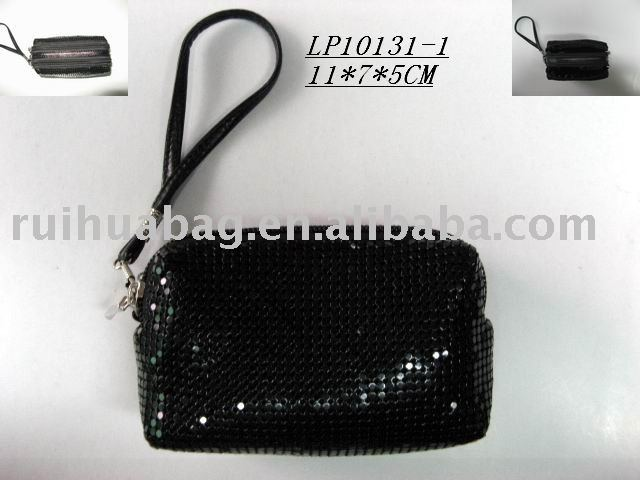 new style metal mesh purse