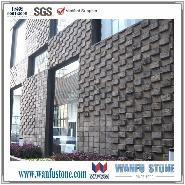 Various natural stone exterior wall cladding/modern decorative stone wall panels/whoelsale decor stone