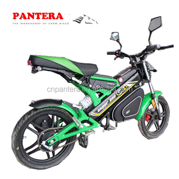 PT-E001 Popular EEC 1500w New Electric Motocycle with Pedal