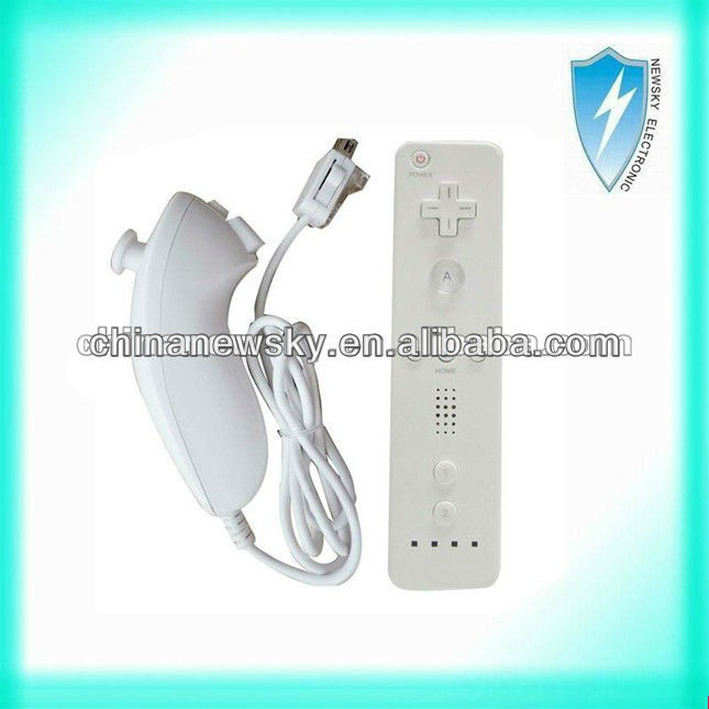 New wired remote controller for wii