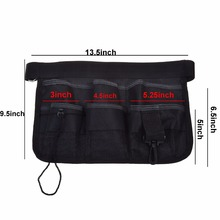 large capacity craftsman electrician polyester heavy duty tool bag