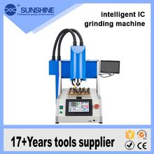 CNC IC grinding machine for Unlock Phone chipset replace repairing soldering