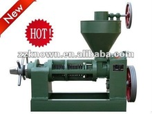 CE approved 2012 Hot sell New screw oil press with high oil output