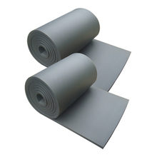 Low Thermal Conductivity Heat Insulation Foam Rubber Sheets