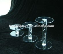 Acrylic Cake Stands & Separators (FD-A-0064)