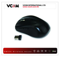 2016 Newest personalized 2.4ghz wireless optical mouse with micro-Receiver