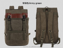 2016 Army green shoulder backpack military for hiking/travel/leisure