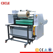 YFMC-720A Manual automatic thermal laminating machine