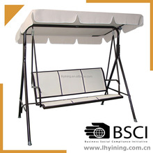 3 seat adult garden swings 3 seat swing chair indoor 3 seat canopy hanging chair cheaper patio hanging chair