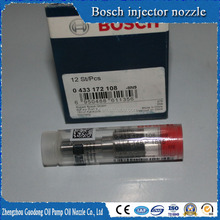 Auto parts 0433172108 Original bosch injector nozzle DLLA148P1815 for 0445120126 290...