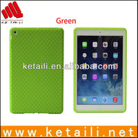 new arrival soft silicone case for ipad air