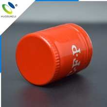 committed to serve the high-ends screw type emboss vial aluminium cap