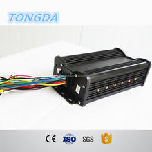 electric vehicle 48v brushless dc motor control
