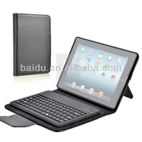 "77-keys for iPad mini detachable silicone Bluetooth keyboard portfolio (7.9"")"