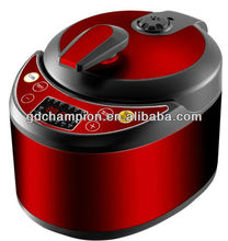 Home Appliance High quality Hot sales MPC048 5L 6L MPC048 new design 110v/220v CE CB technique pressure cooker