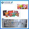 Oat muesli chestnuts plastic pouch packaging machine