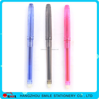 High Quality Promotion stick Erasable Pen with custon logo