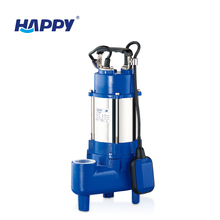 China 0.75hp 1hp 2hp 2 inches vertical portable submersible water sewage pump