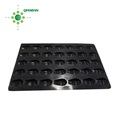 Silicone Perforated silicone bake bread mould french bread mould