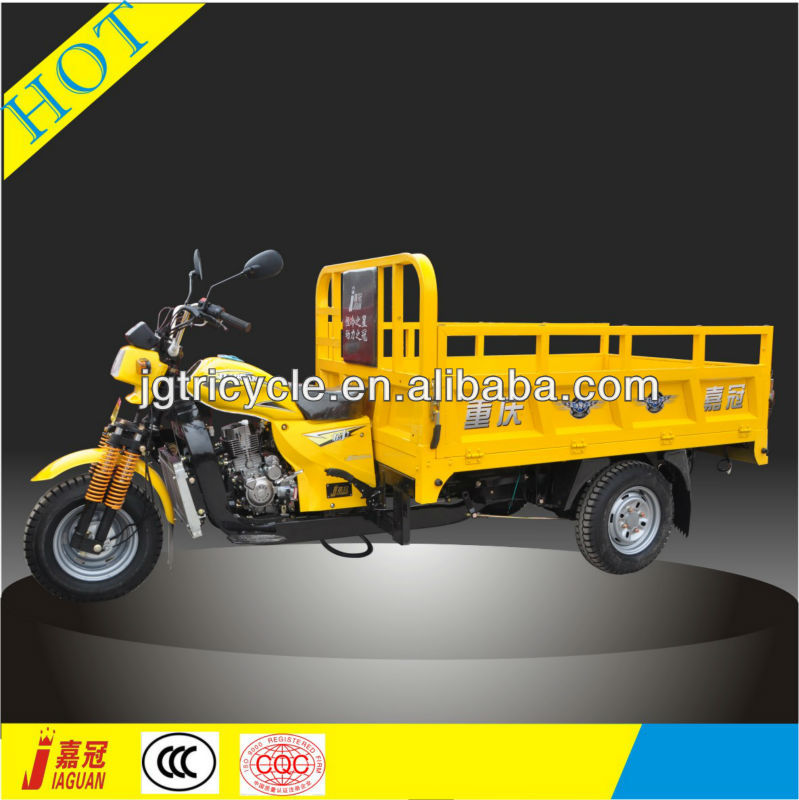 adult model shaft drive tricycle for loading