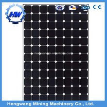 Semi Flexible Solar Panel 20W-160W
