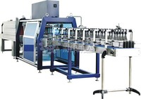 Automatic Plastic Film Bottle Heat Shrink Wrapping machine/ Mechanical / Instrument / Device