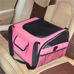 Folding popular car pet hammock dog carrier