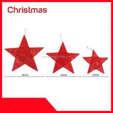 2015 the most popular products christmas ornaments christmas decor decorative paper stars