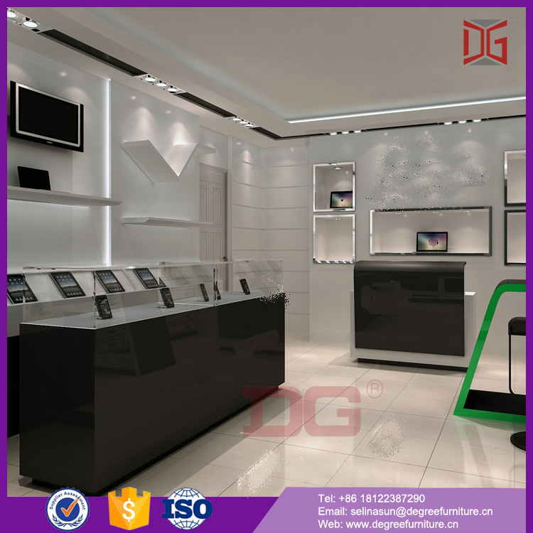 High Quality Mobile Phone Shop Decoration Ideas
